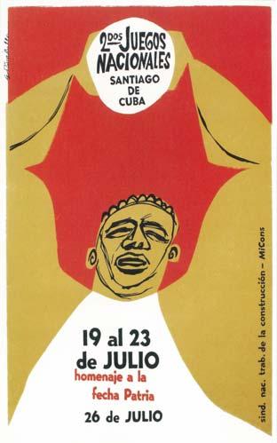 jeux nationaux de Santiago de Cuba