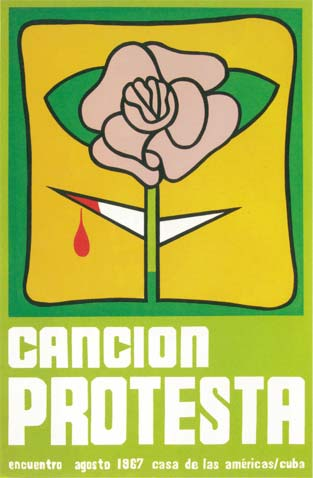 Rostgaard Cancion protesta