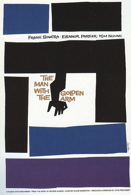 Saul Bass Golden Arm