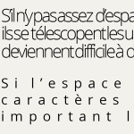 Microtypographie