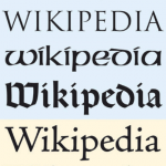 Classifications typographiques